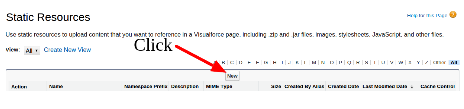 Salesforce | Uploading and using images in Visualforce page