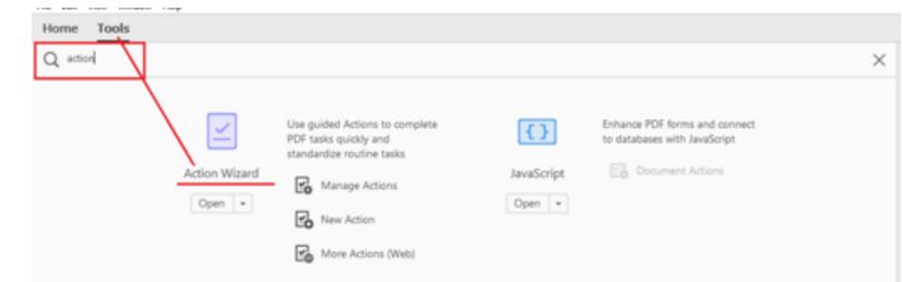 Javascript | How to write code in Adobe Acrobat