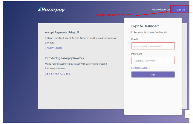 Integrate Razorpay in CakePHP application