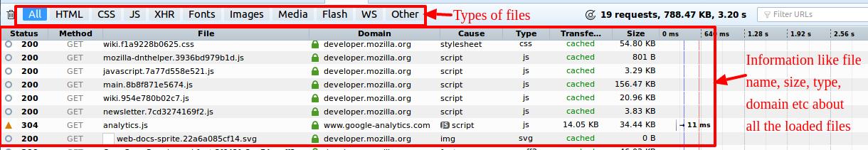 Firefox Developer Tools