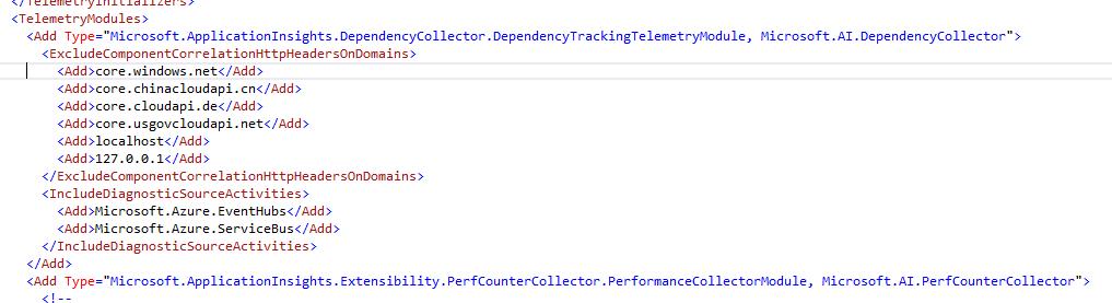Azure Database Rest API