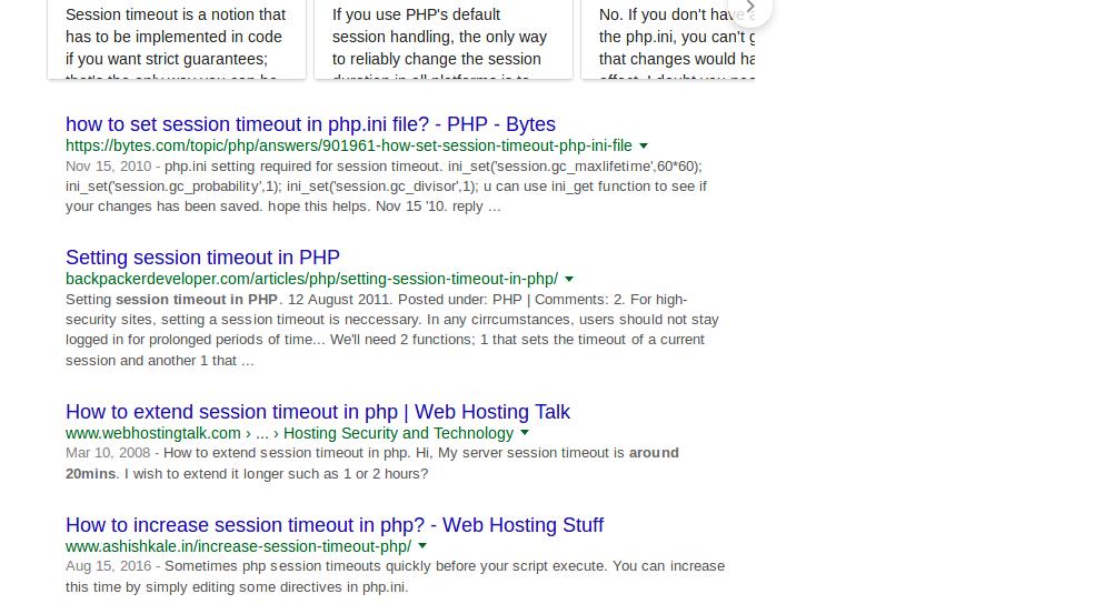 Using Google Search Operators