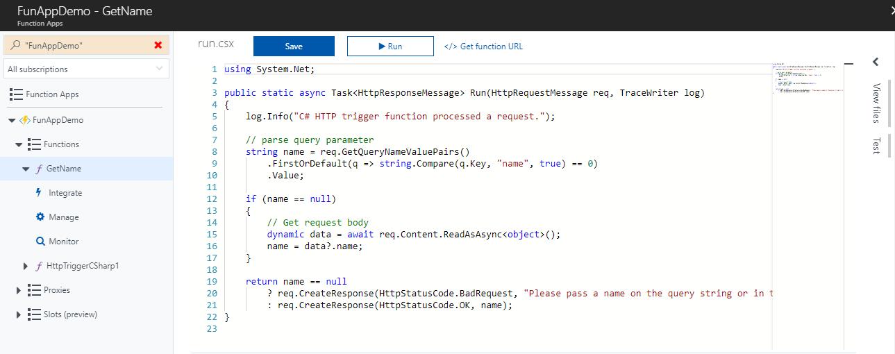 Understanding Azure Functions with Example
