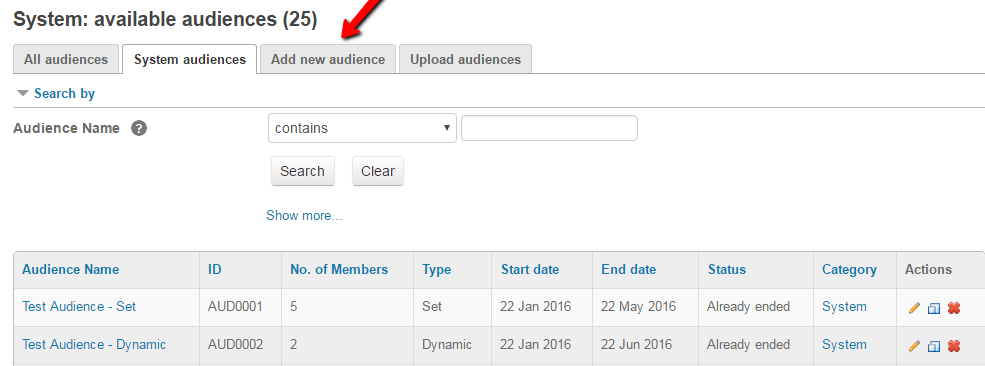Totara   How to enroll audience to Course or Program
