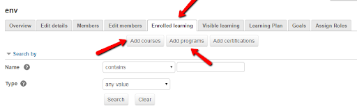 Totara | How to enroll audience to Course or Program