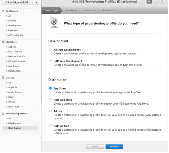 Steps to Upload and Distribute iOS Build through Testflight
